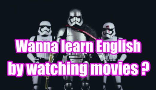 映画で英語を学ぶ